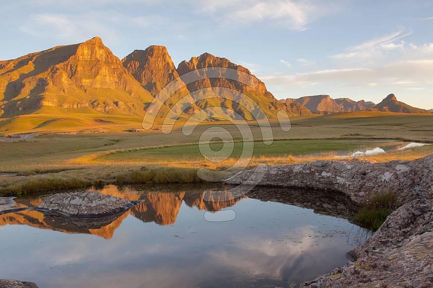 Rock Pools and Peaks
