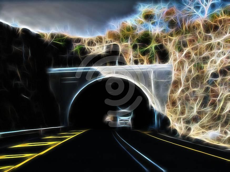 Tron Tunnel Impression
