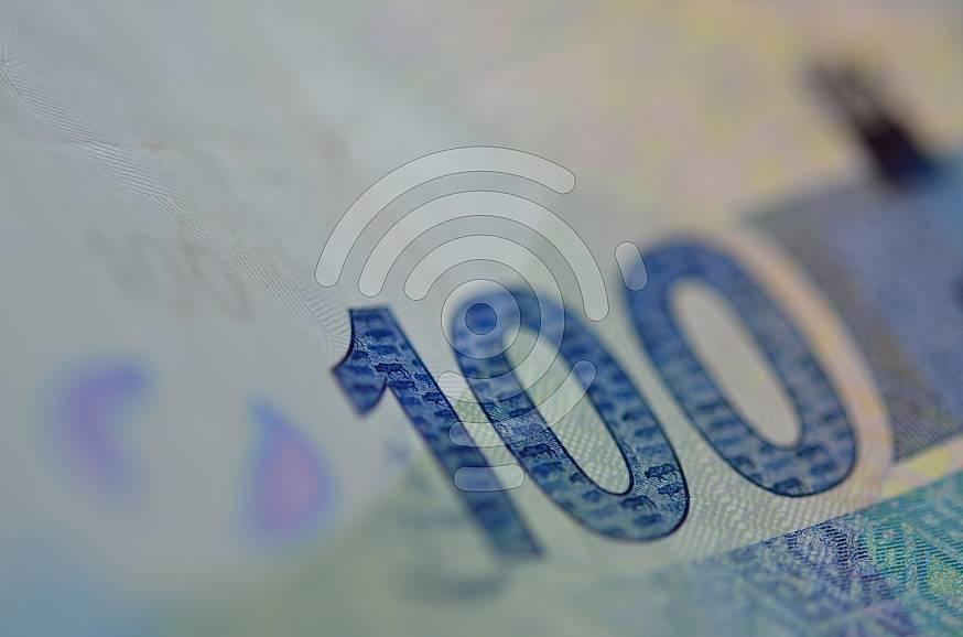 100 Rand Bank Note