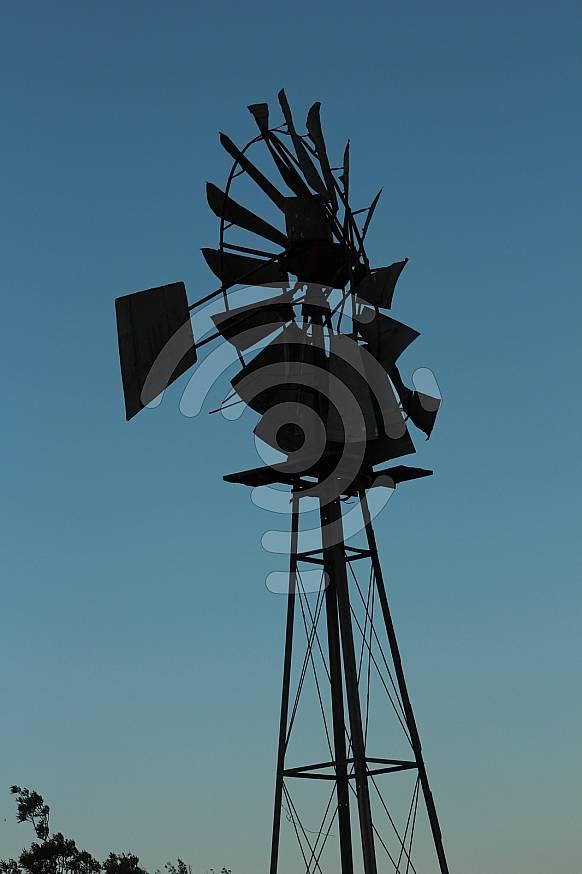 Windmill, Borehole, Irrigation
