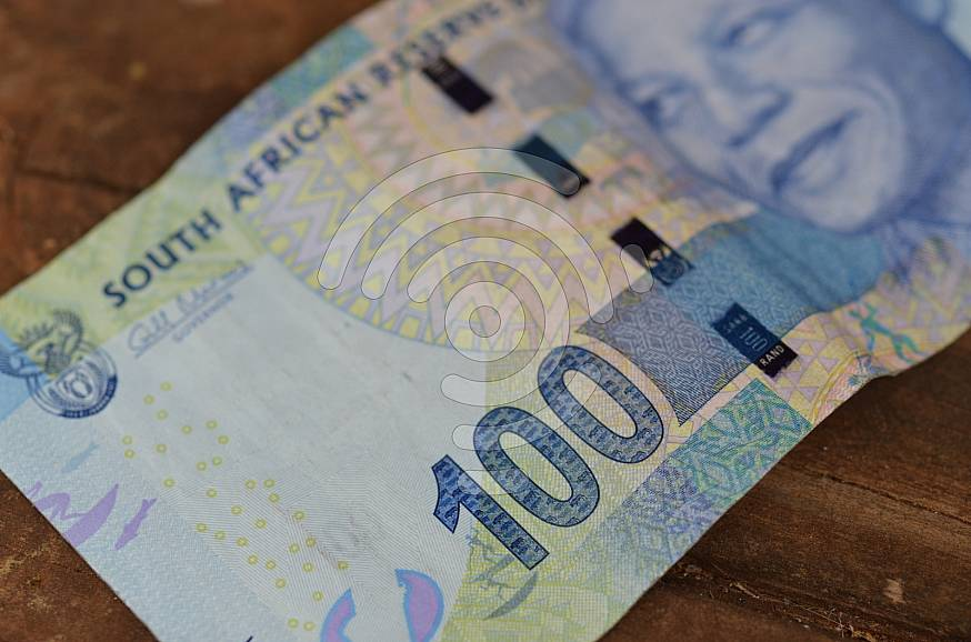 100 Rand Bank Note