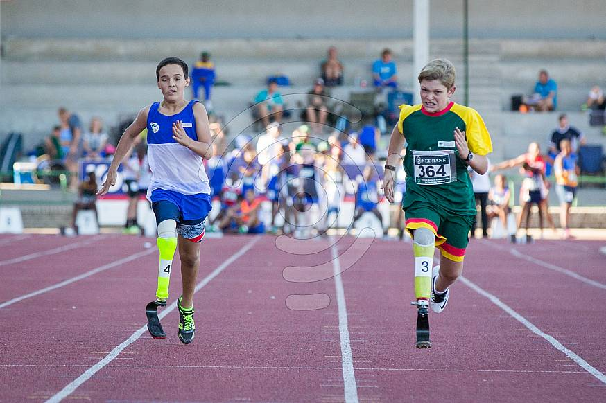 Nedbank Disabled Championships 2016 Day 1