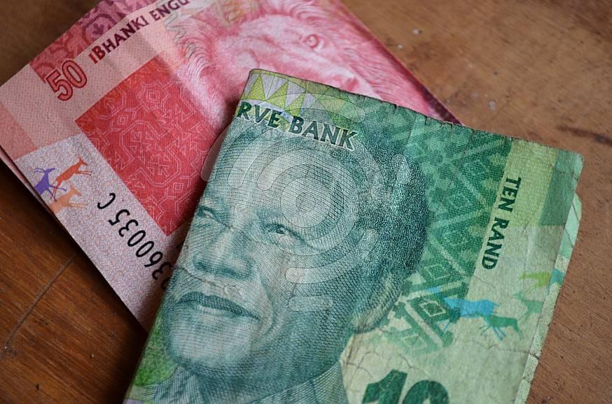 50 Rand Bank Note